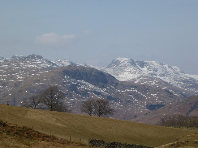 Crinkles and Bowfell