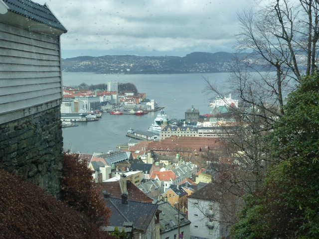 From the Floibanen