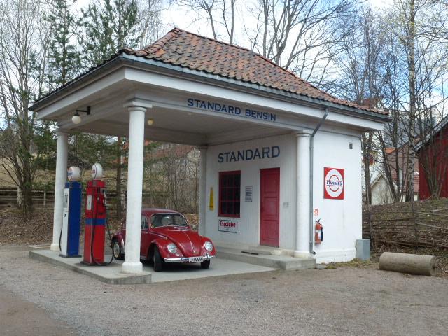 Ye olde garage