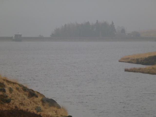 Lower Gorple reservoir