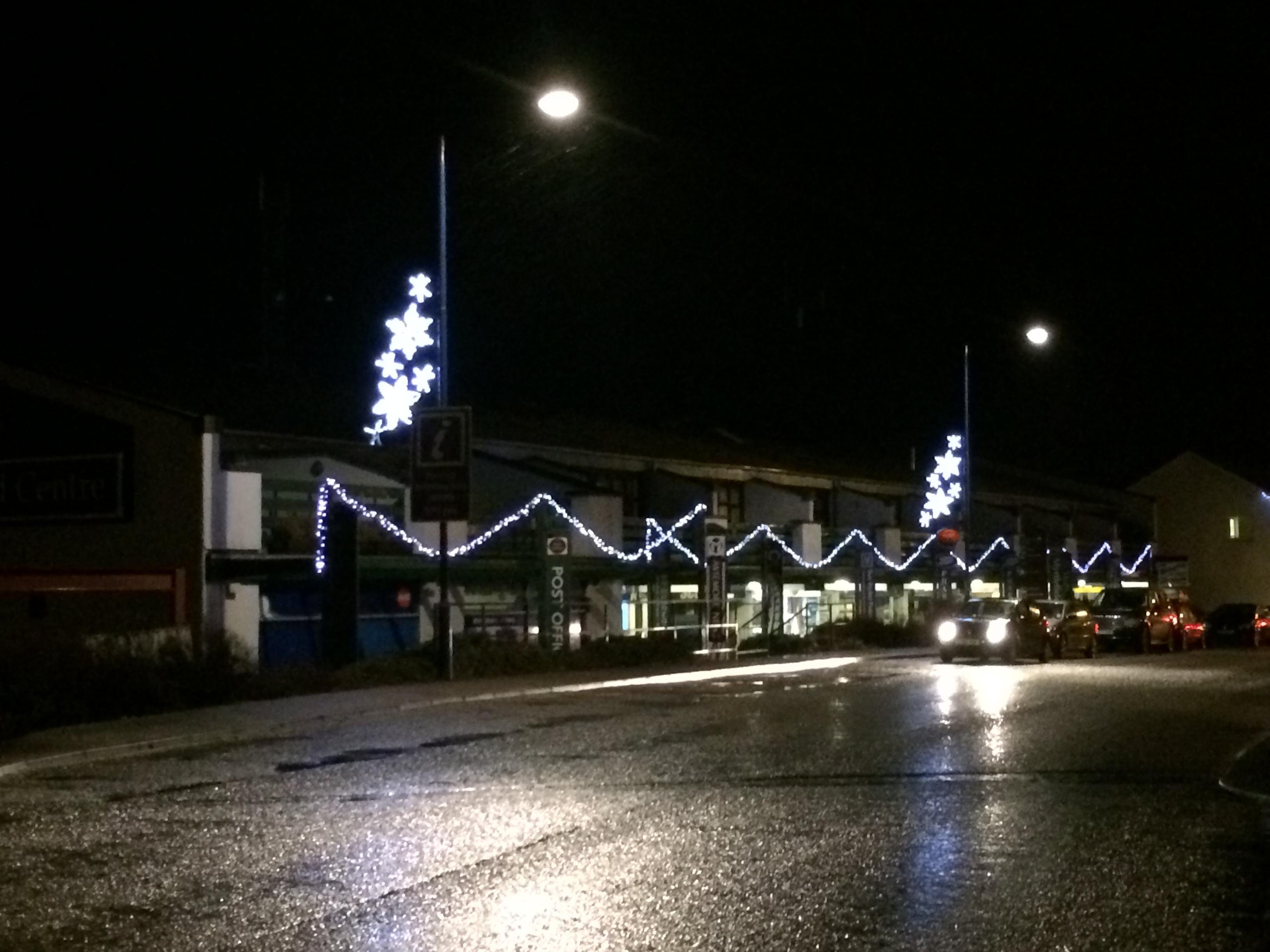 It's still Christmas in Aviemore