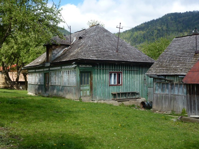 Typical village house