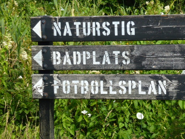 Not a naturist to be found!